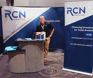 RCNC Booth
