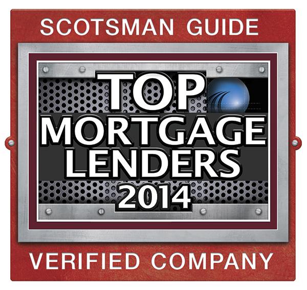 Top Mortgage Lenders 2014